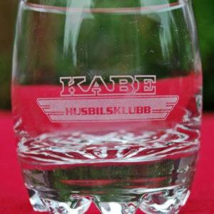 Whiskyglas. 70 kr. Finns även som trepack för 200 kr.